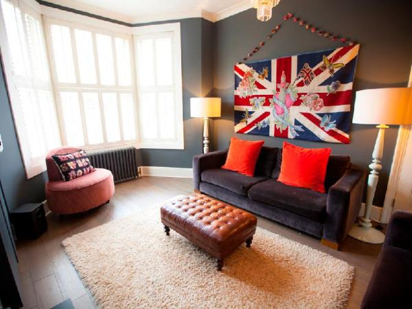 Veeve Interior Designed 4 Bed House Dudley Road Queens Park London