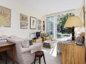 Veeve  1 Bed Garden Flat On Walham Grove Fulham