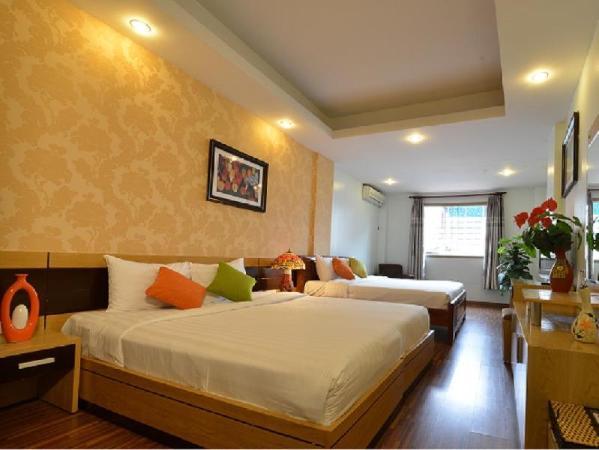 Old Quarter Centre Hotel Hanoi