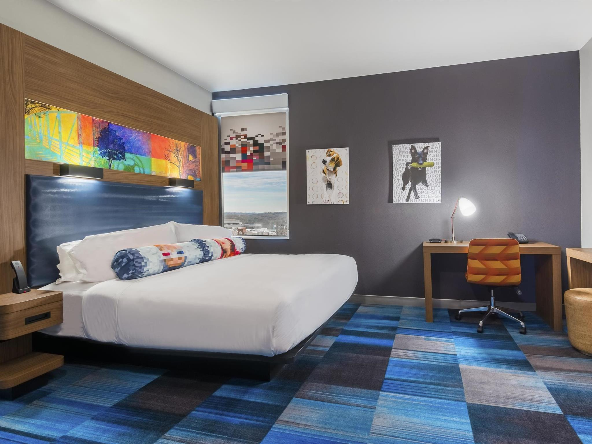 Aloft Greenville Downtown Reviews
