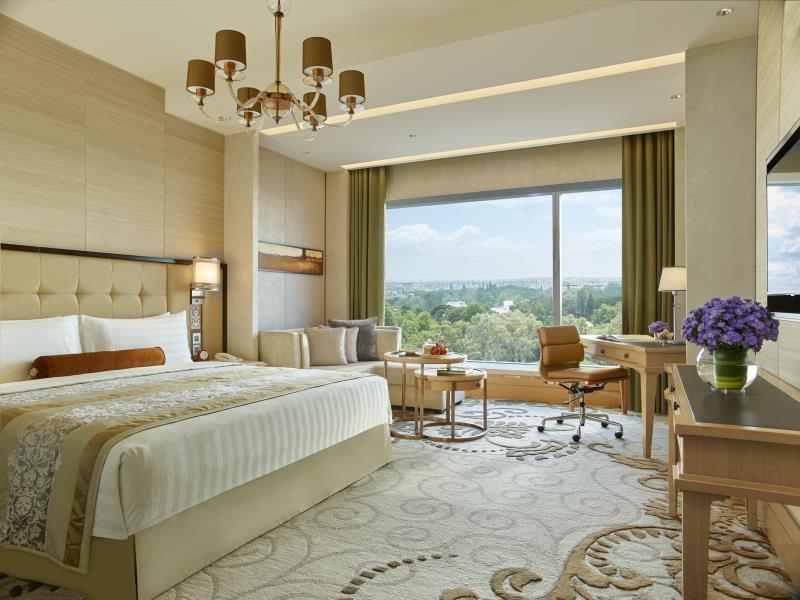 Reviews Shangri-La Hotel Bengaluru