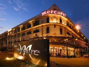 メルキュール ビエンチャン ホテル (Mercure Vientiane Hotel)