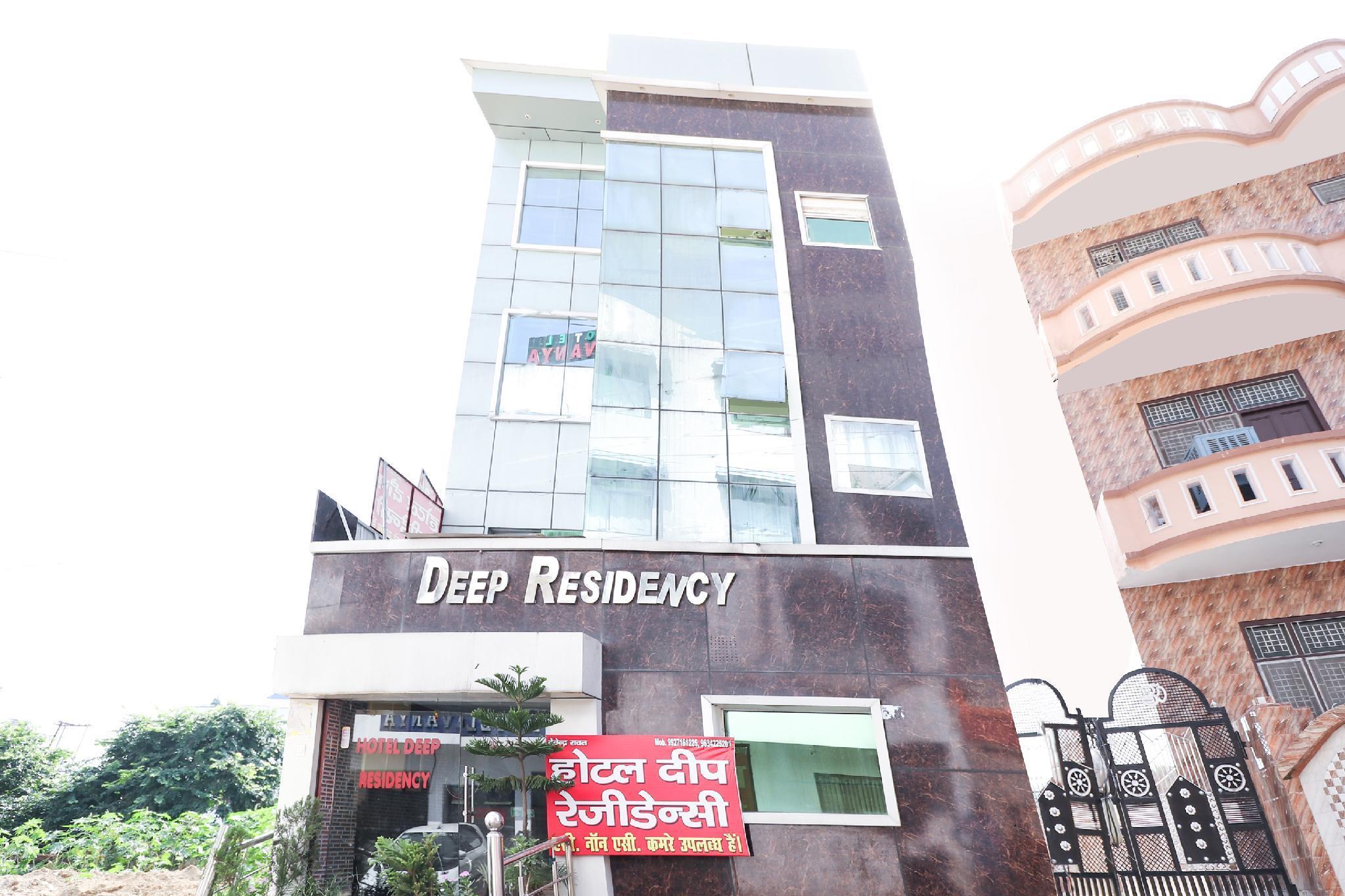 SPOT ON 62681 Hotel Deep Residency