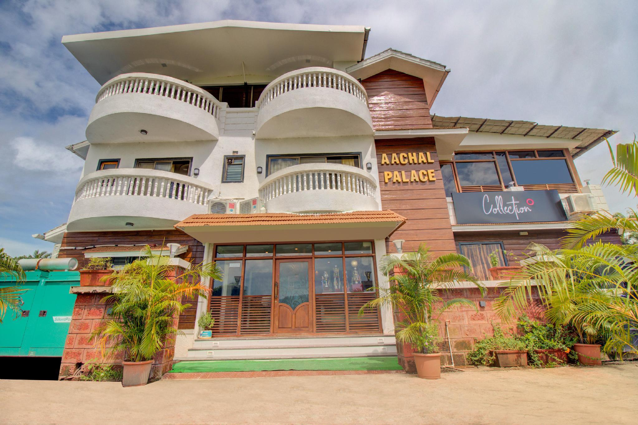 Collection O 50118 Aachal Palace Revadanda Rd