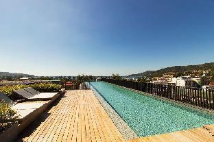 Patong Mountain View Studio with Sea View Pool บ้านเดี่ยว 1 ห้องนอน 1 ห้องน้ำส่วนตัว ขนาด 38 ตร.ม. – ป่าตอง