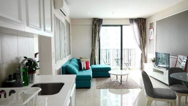 SmartHome Huge 2 Bedroom Luxury Apartment @ I-City Shah Alam