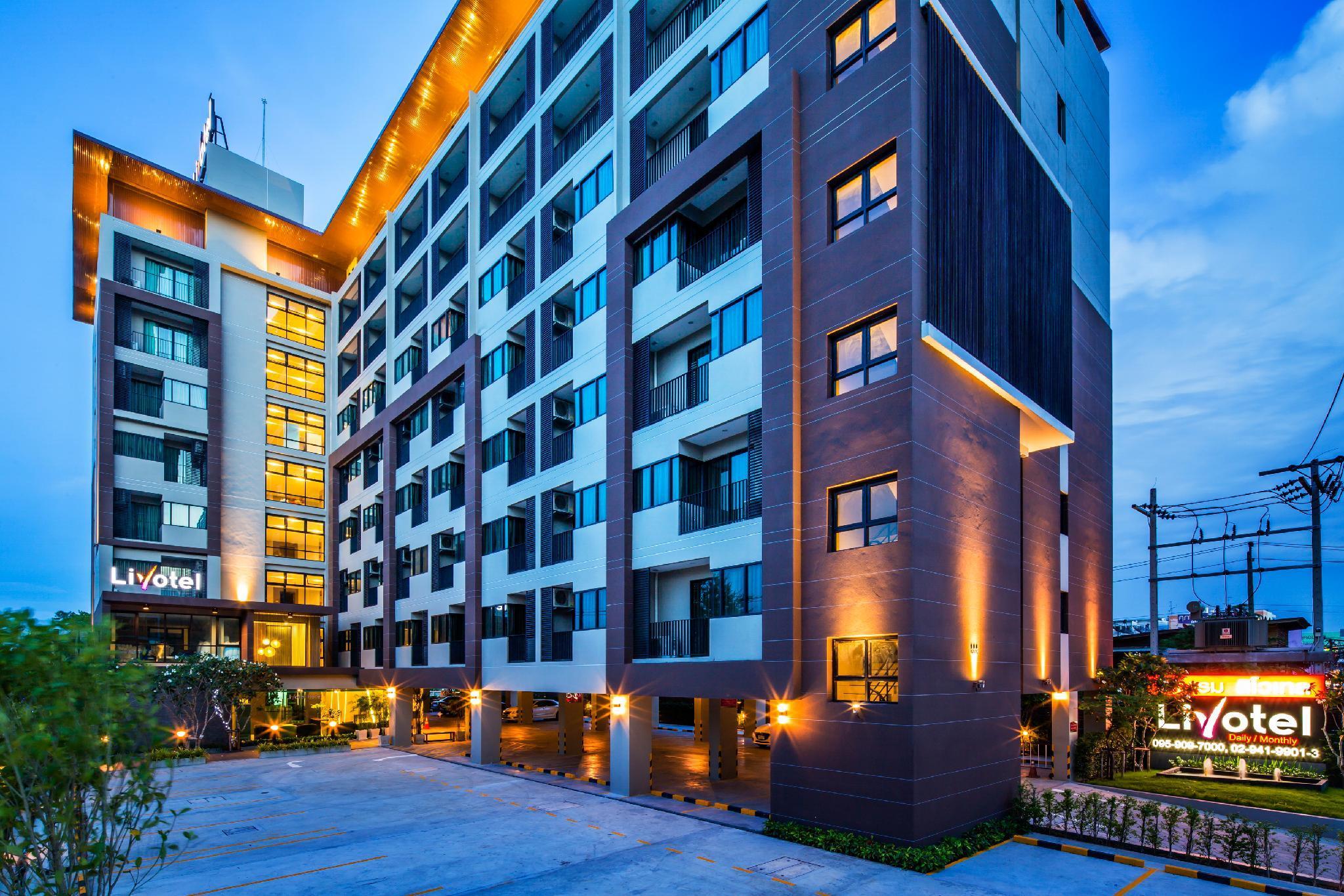 โรงแรม ลิโวเทล เกษตรนวมินทร์ กรุงเทพ