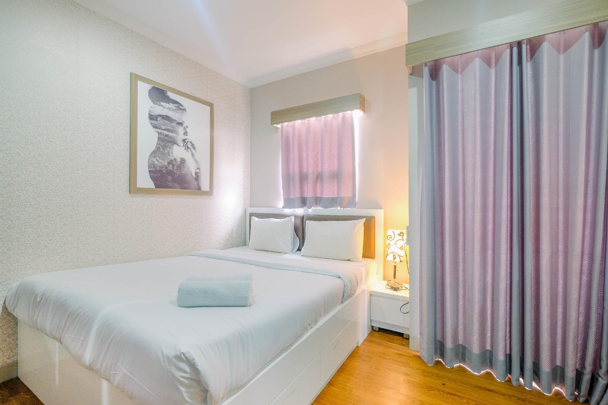 1BR Apartment Atlanta Residences By Travelio