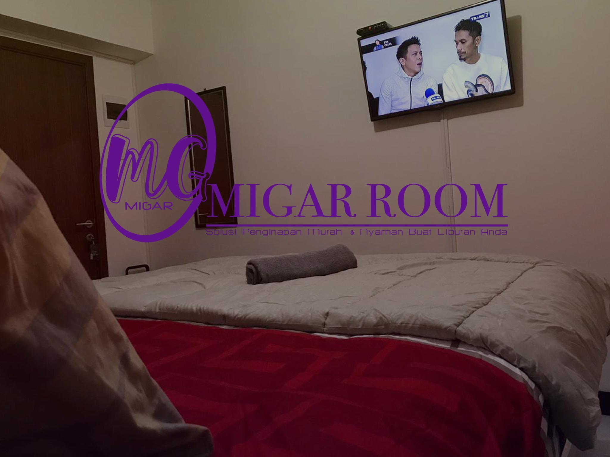 MIGAR ROOM Cinere Resort  The Comfortable Room