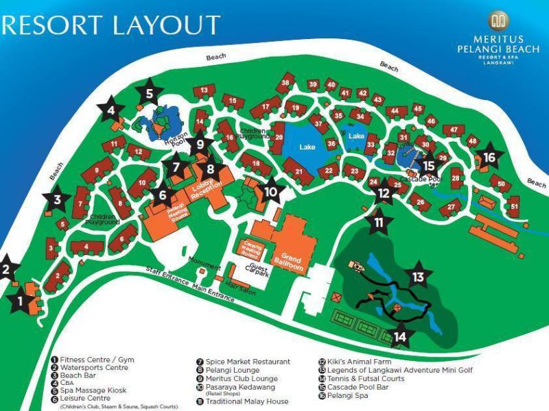 Meritus Pelangi Beach Resort Hotel Langkawi