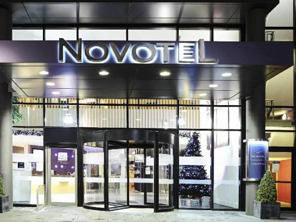 Novotel Edinburgh Park Hotel Edinburgh