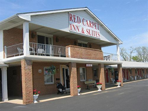 Red Carpet Inn And Suites Palmyra