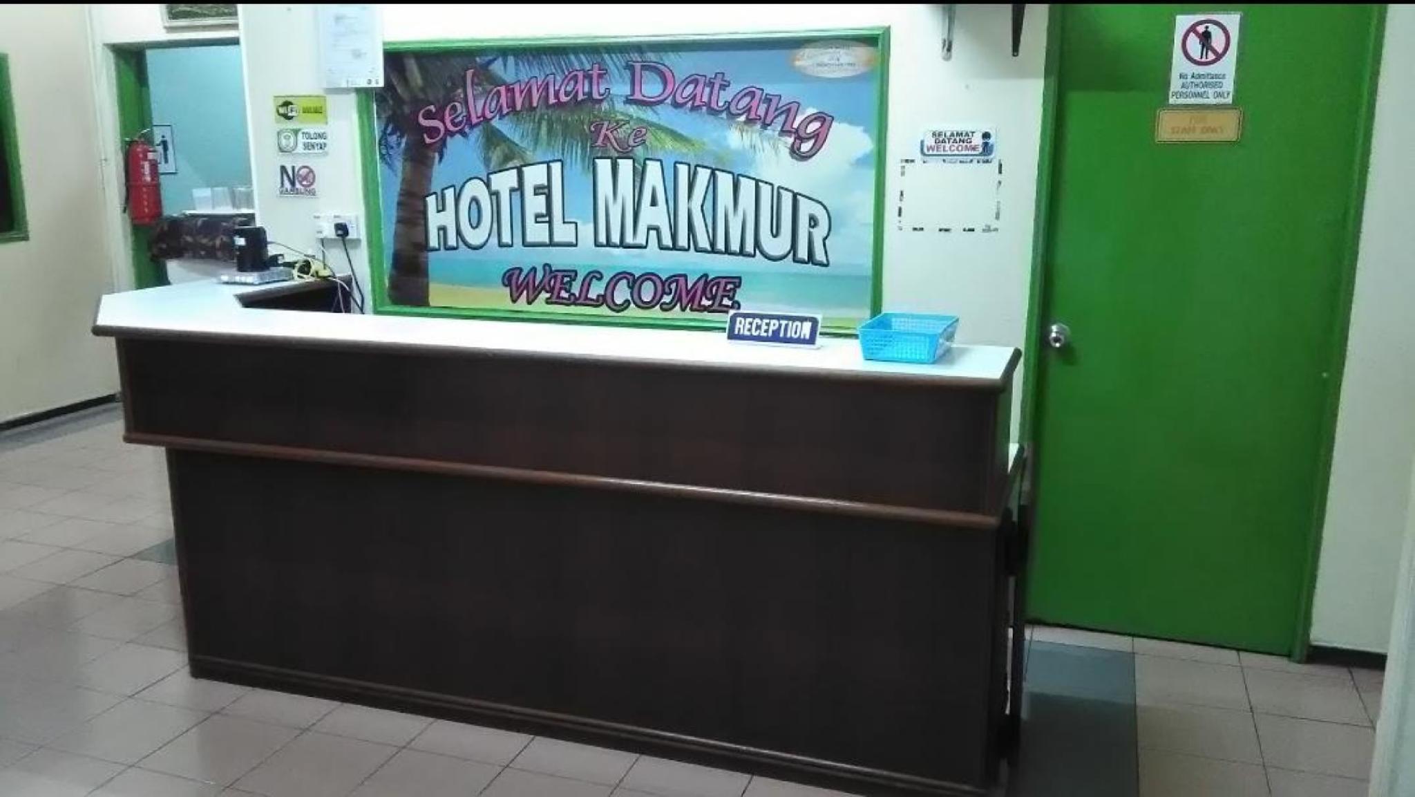 Hotel Makmur Baru