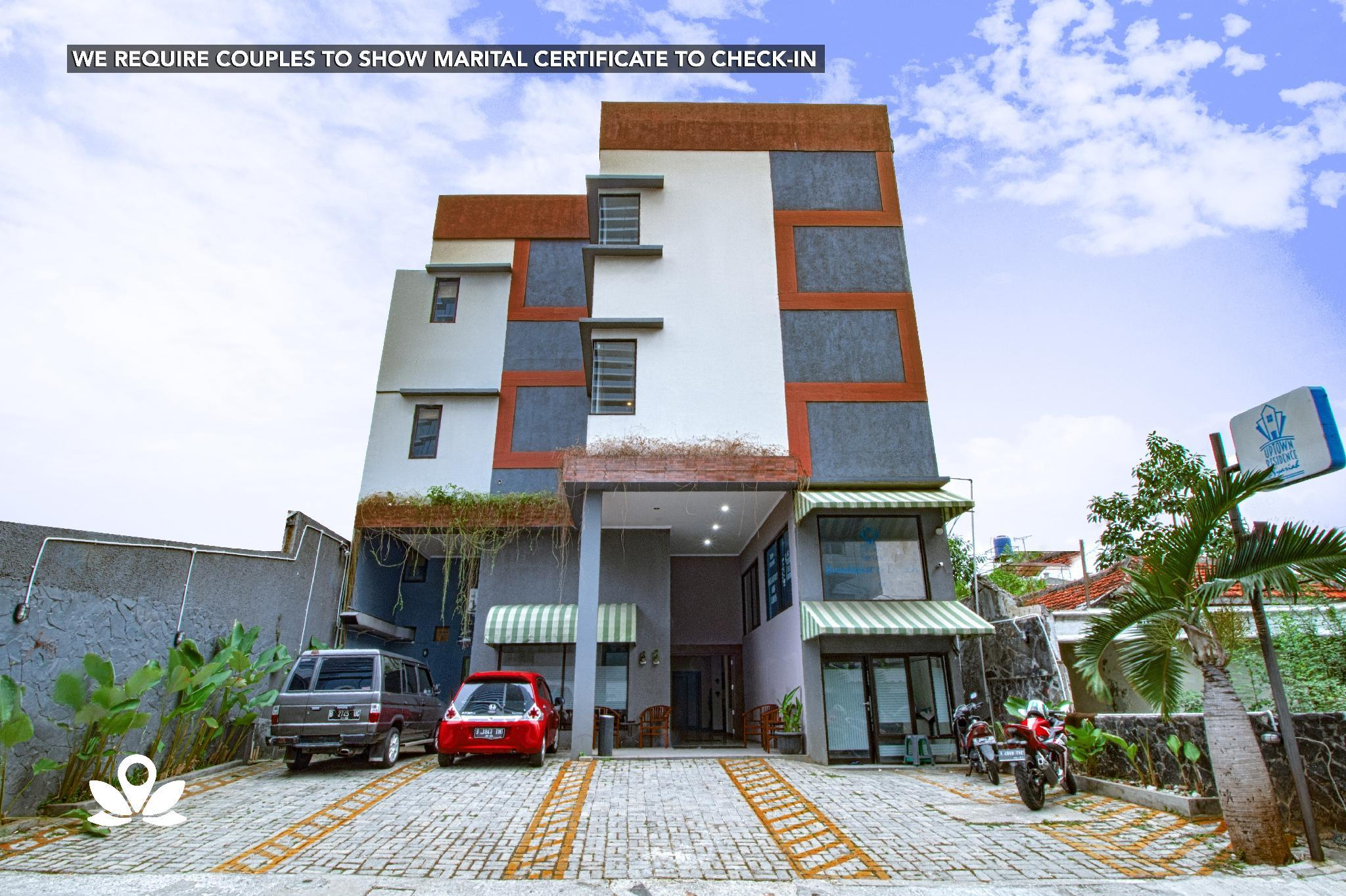 ZEN Rooms Uptown Residence Syariah