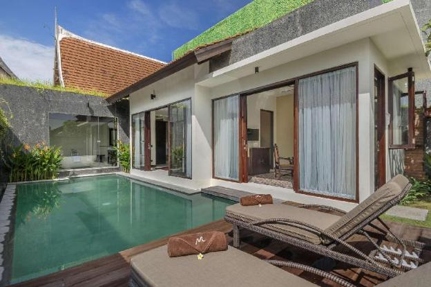 5 Star Private Villa, Umalas-Kerobokan, Bali Villa 2010