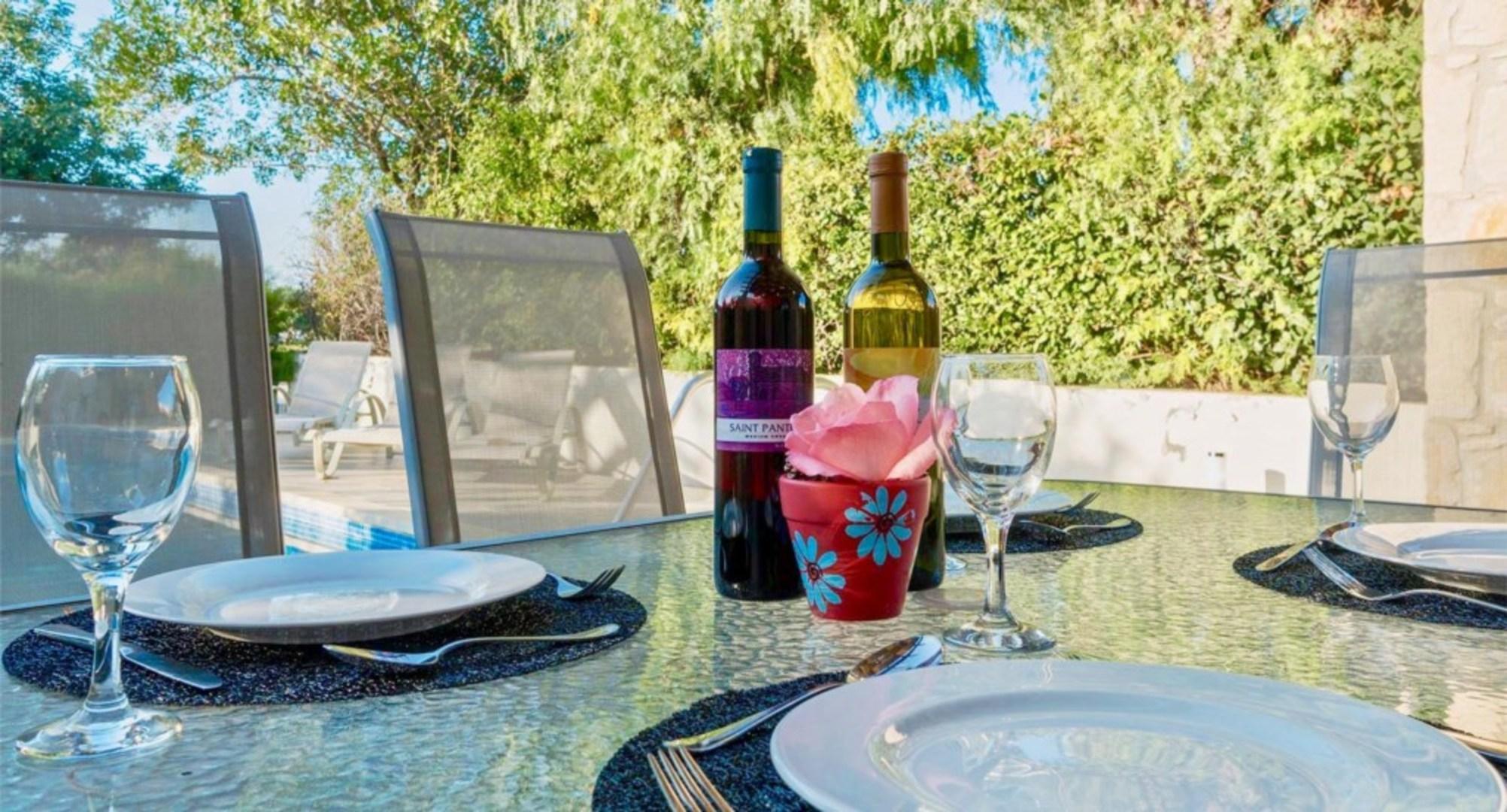 Fantastic Villa Located On Prestigious Aphrodite Hills Resort