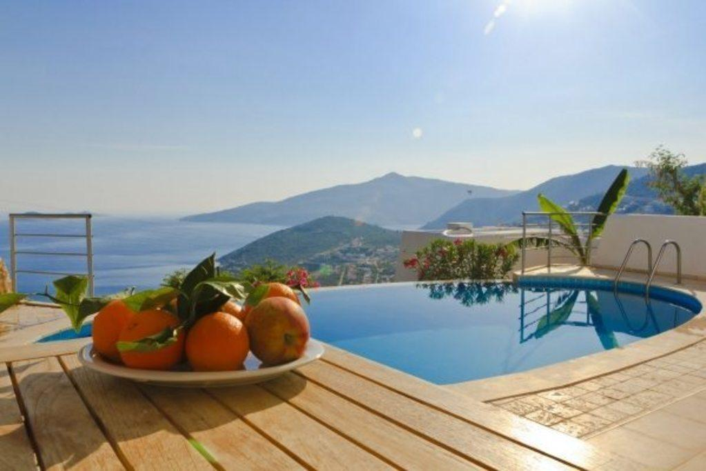 Located In The Picturesque Resort Of Kalkan
