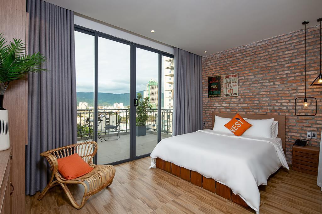 Sea Vista Boutique Hotel Apartment Danang