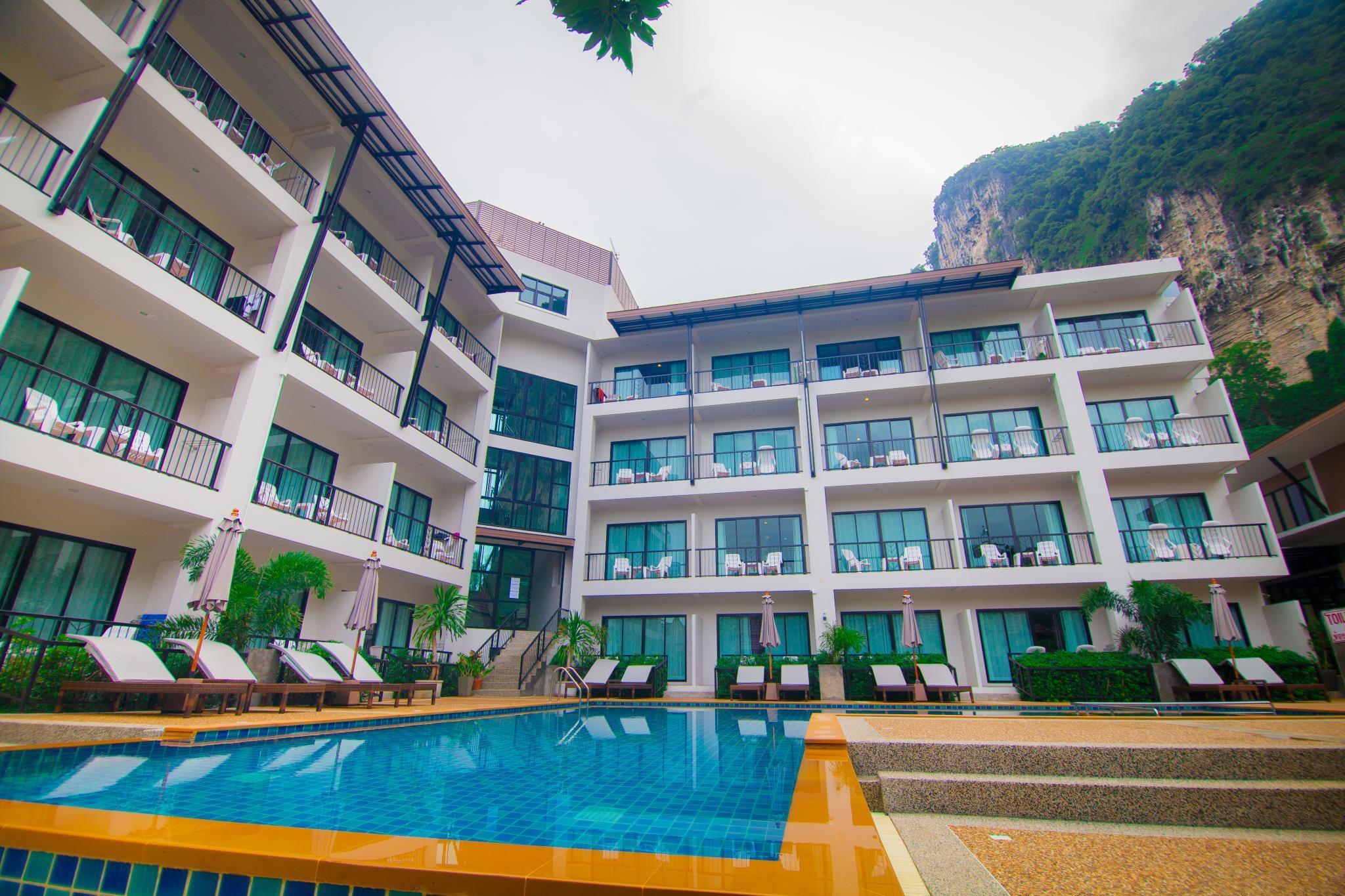 Andaman Pearl Resort อันดามัน เพิร์ล รีสอร์ต