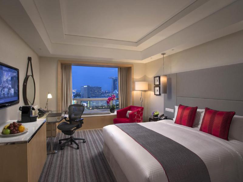Carlton Hotel Singapore Number Of Rooms