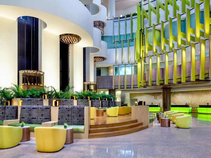 Welcome To Holiday Inn Singapore Atrium