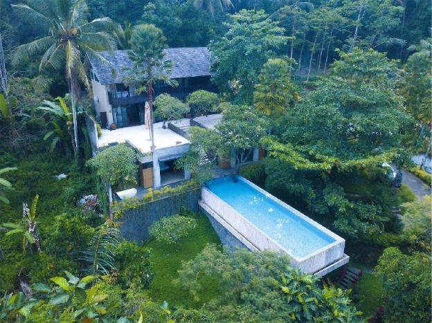 2BR Luxury Tropical Hideaway Ubud