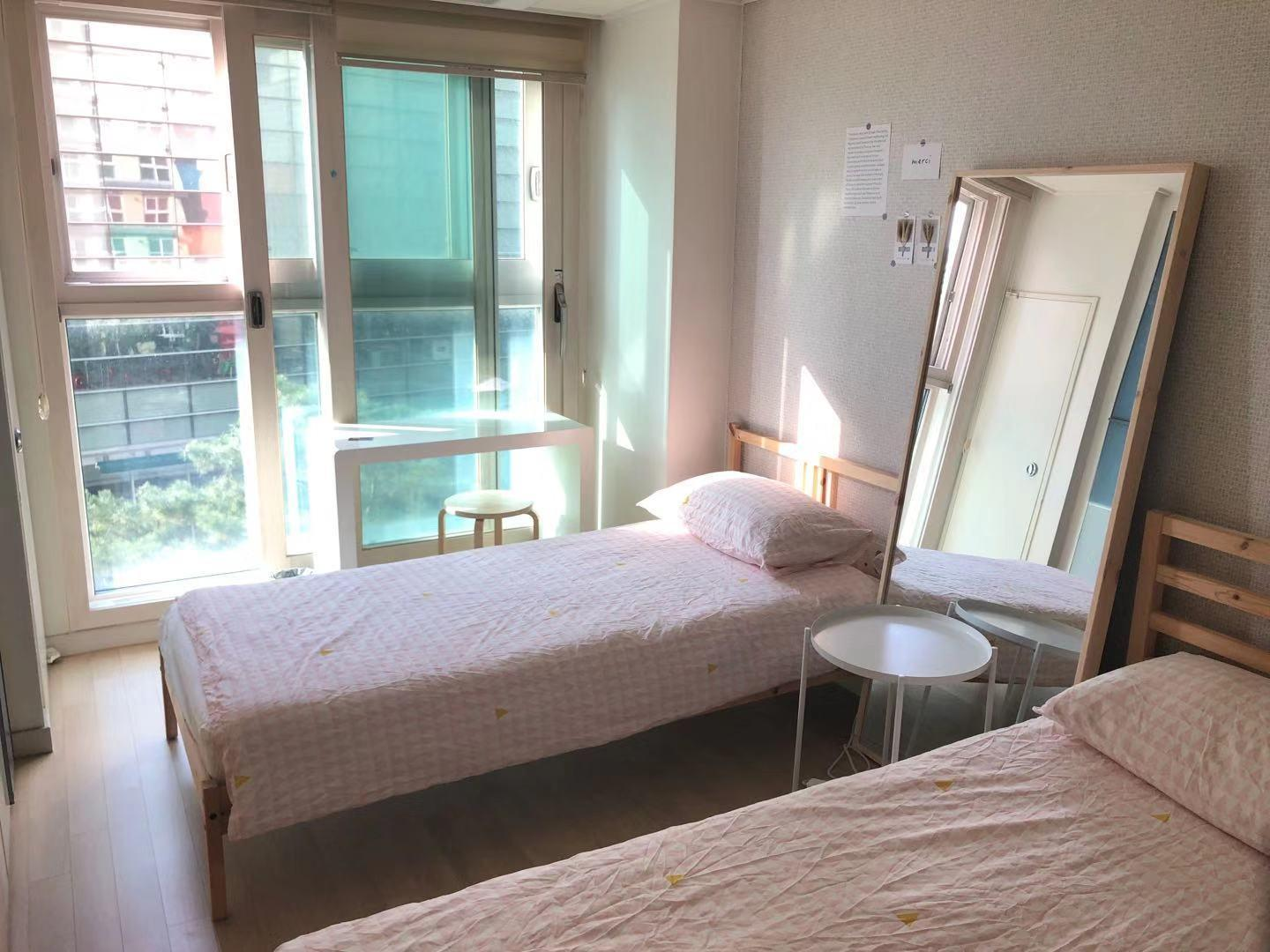 DDP Apm Luxe 5mins Walking Safe Apartment 503
