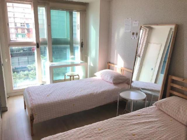 This photo about DDP Apm Luxe 5mins Walking Safe Apartment 503 shared on HyHotel.com