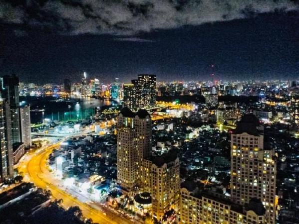 LANDMARK 1BR HIGHT VIEW VINHOMES  Ho Chi Minh City