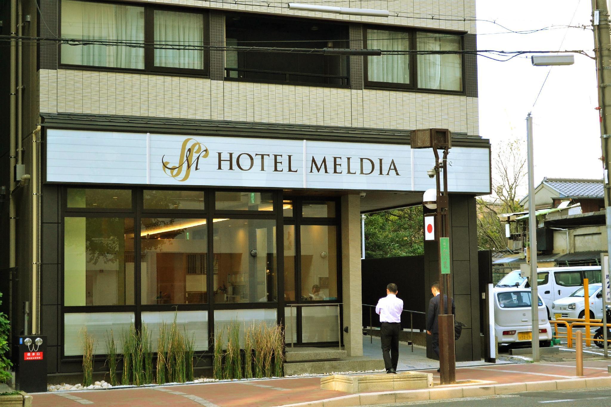Hotel Meldia Shijo Kawaramachi