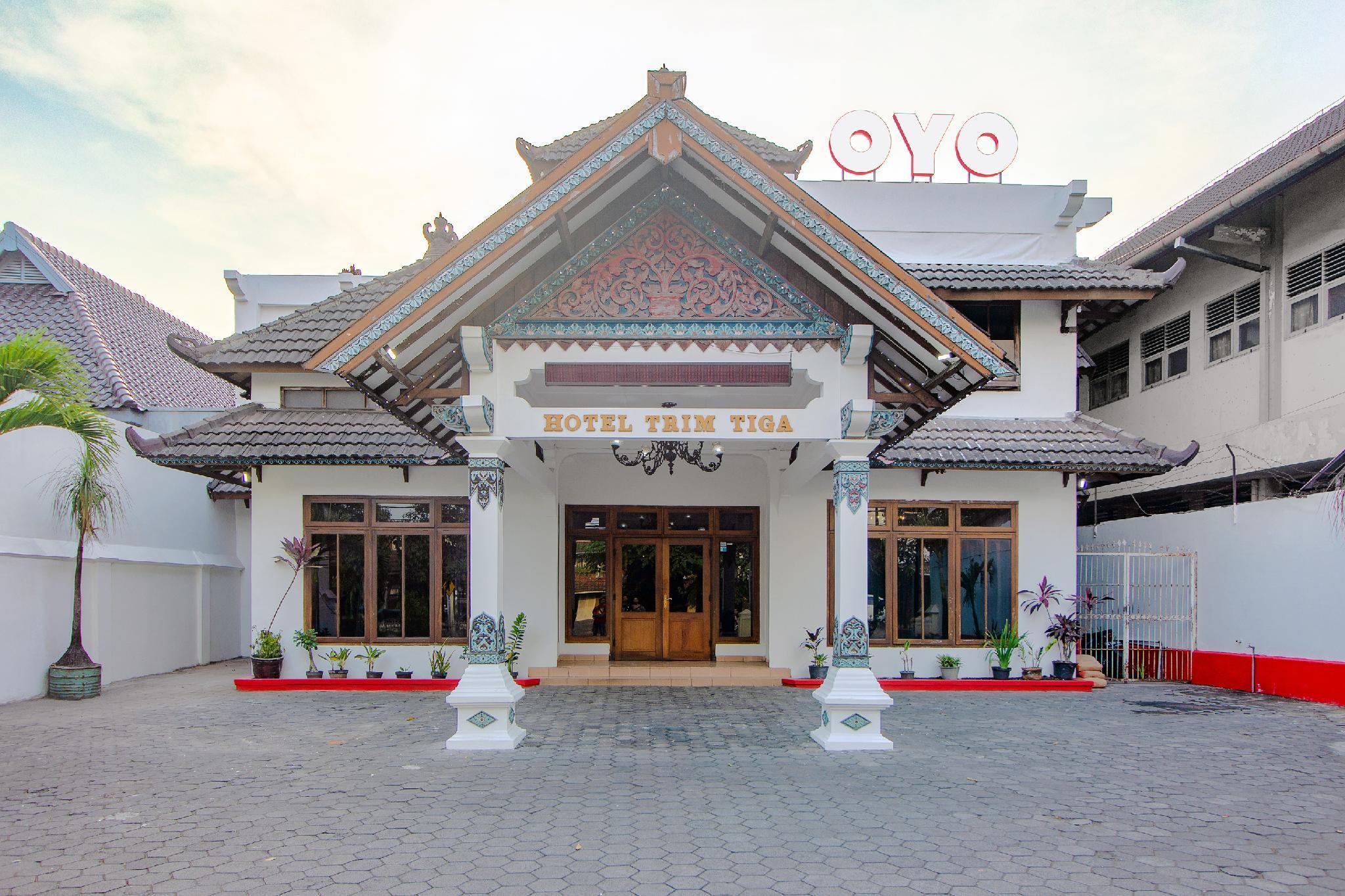 OYO 1602 Trim Tiga Hotel