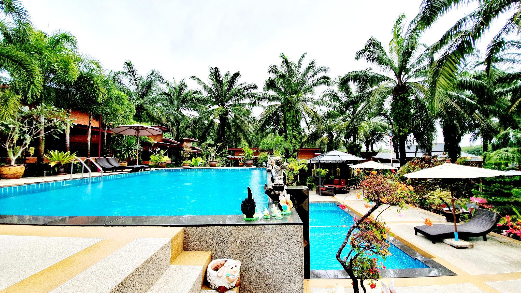 Palmthien Pool Villa Aonang