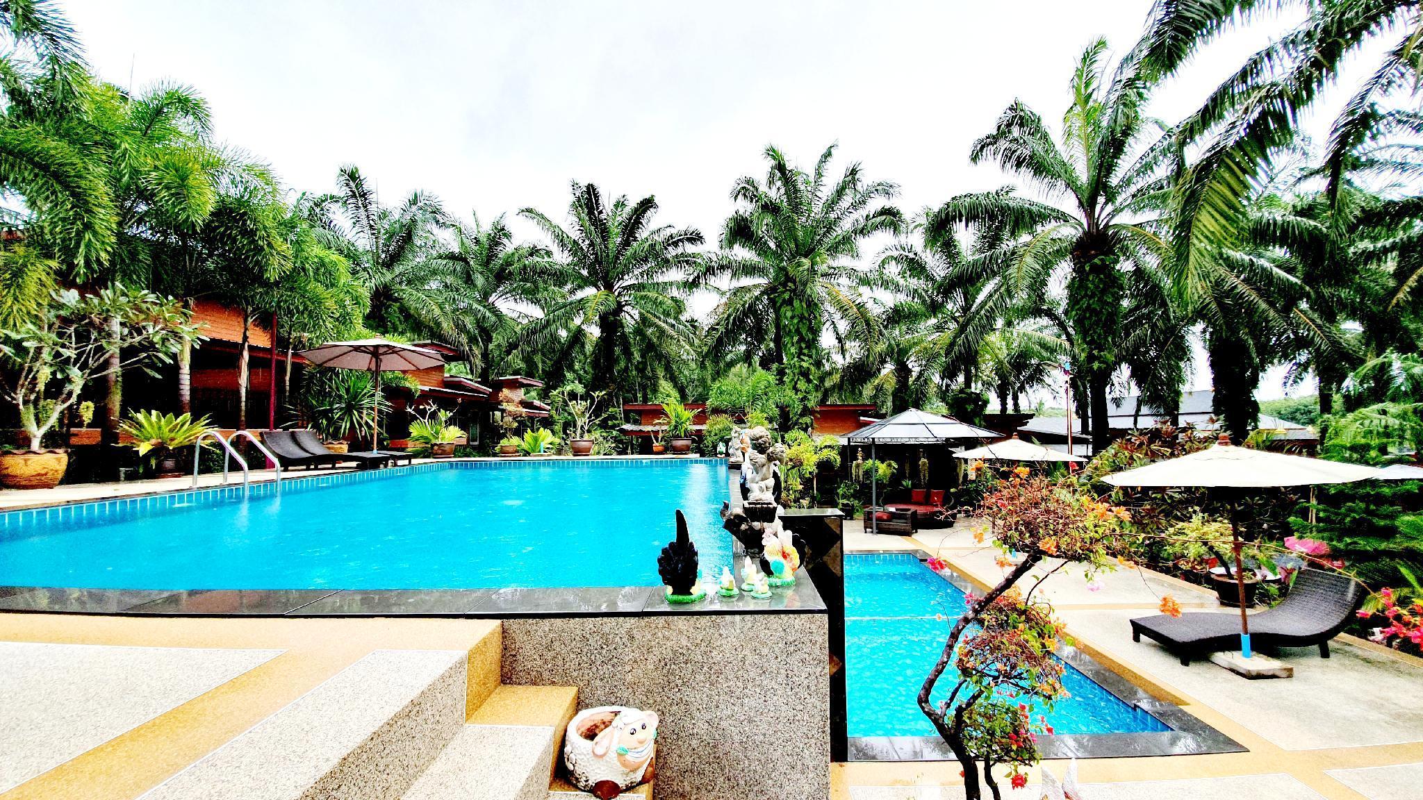 Palmthien Pool Villa Aonang ปาล์มเทียน พูล วิลลา อ่าวนาง