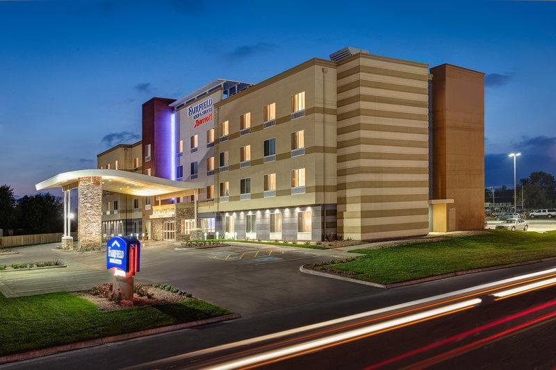 Fairfield Inn And Suites By Marriott Whitewater