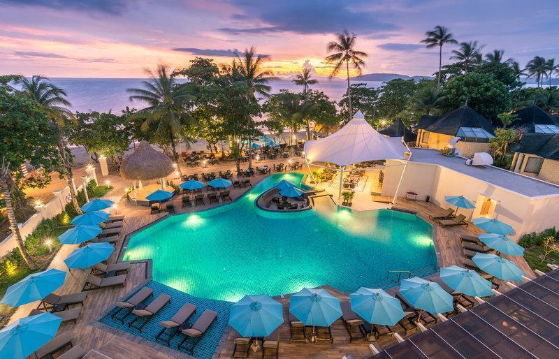 Centara Ao Nang Beach Resort & Spa Krabi เซนทารา อ่าวนางบีช รีสอร์ต แอนด์ สปา กระบี่