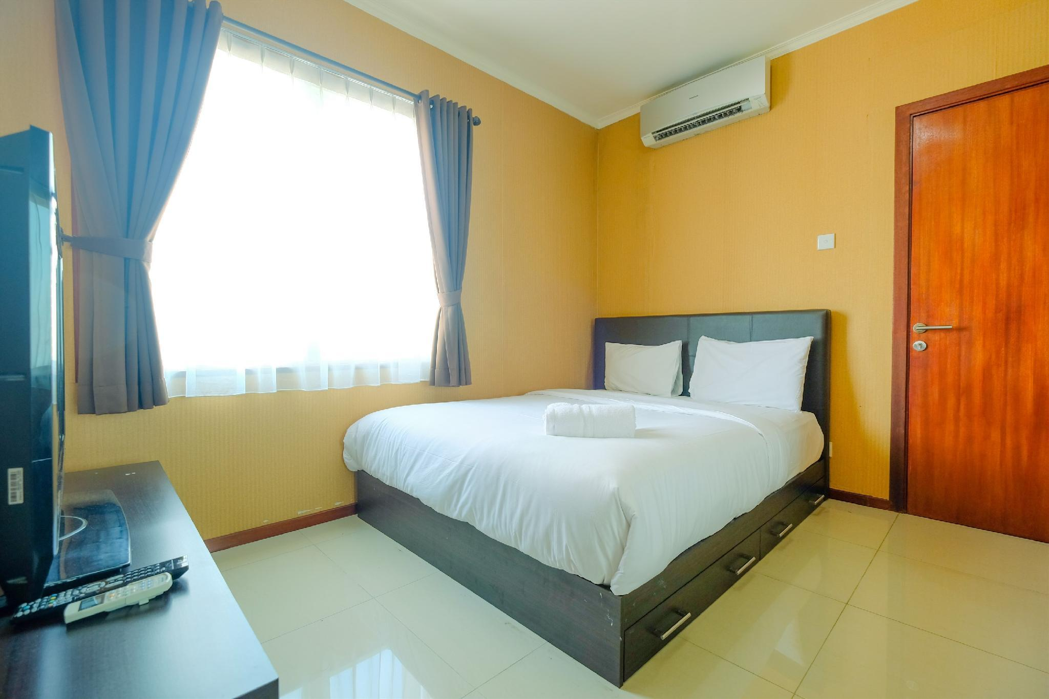 Best Location 1BR At Thamrin Residence By Travelio