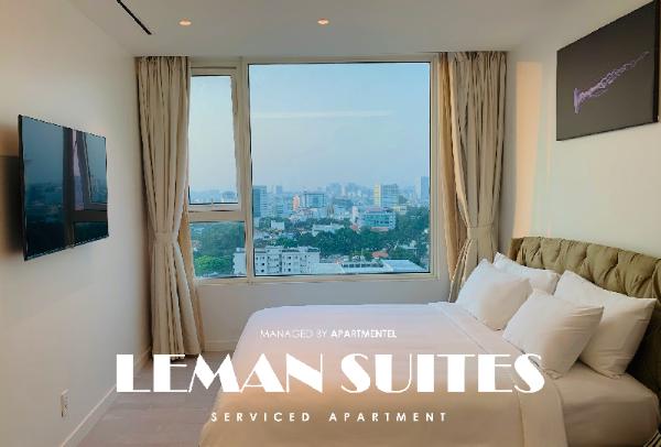 Apartmentel - Leman Condo |  2BR Free gym & pool Ho Chi Minh City