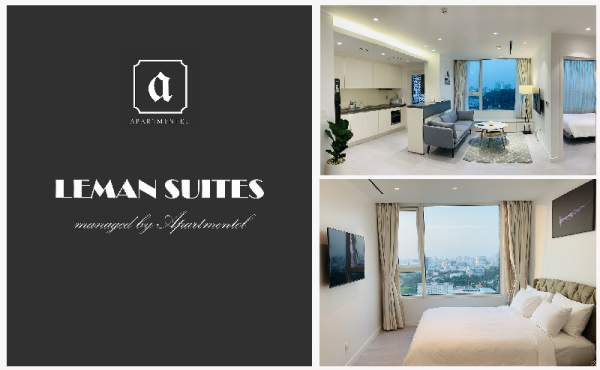 Leman Suites - Spacious Suite Ho Chi Minh City