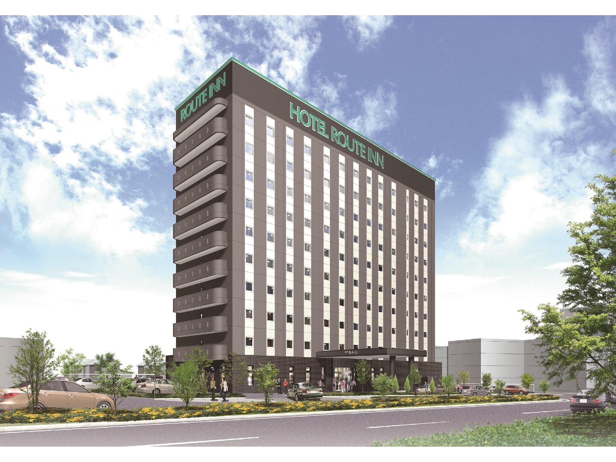 Hotel Route Inn Grand Ota Ekimae