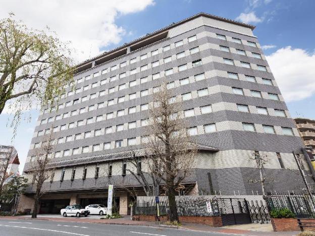 Ark Hotel Kumamoto Jomae