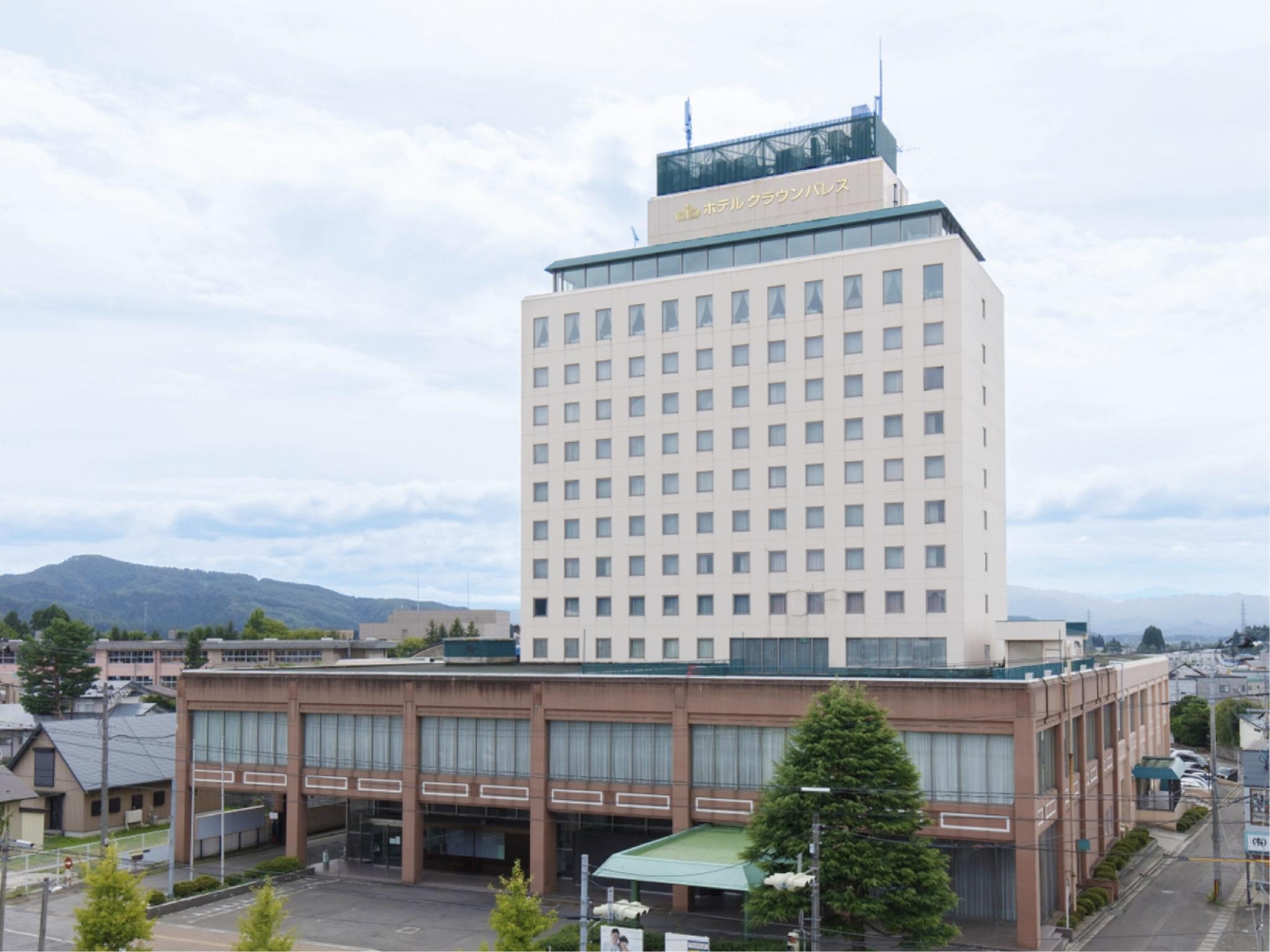 Hotel Crown Palais Shuhoku
