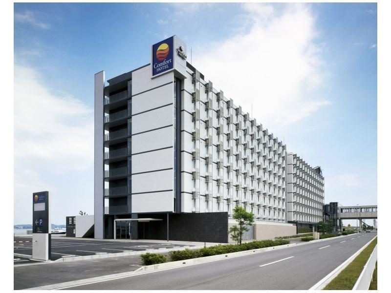 Comfort Hotel Central International Airport