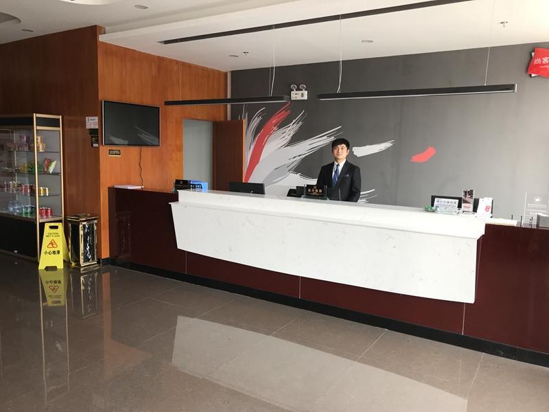 Thank Inn Hotel Jiangsu Nantong Rudong County Changsha Town