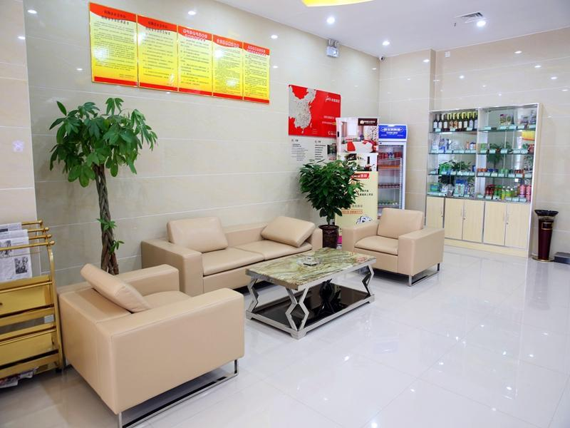 Thank Inn Hotel Hebei Handan Guantao Zhuxian Road