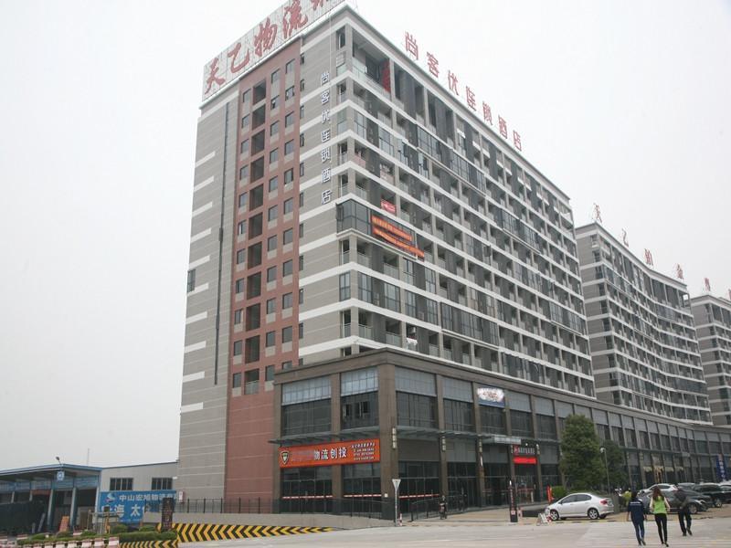 Thank Inn Hotel Guangdong Zhongshan Dongfeng County Tianyi