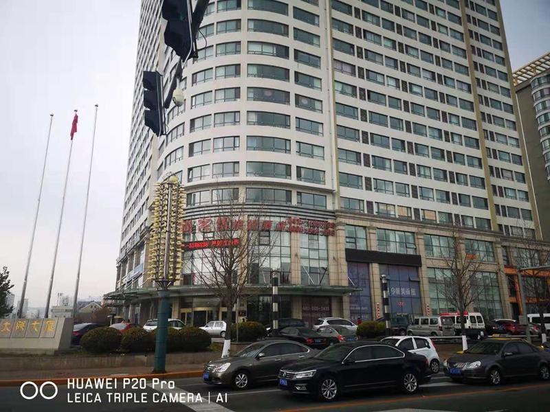 Thank Inn Hotel Liaoning Dandong Binjiang Zhong Road Yueliang Island