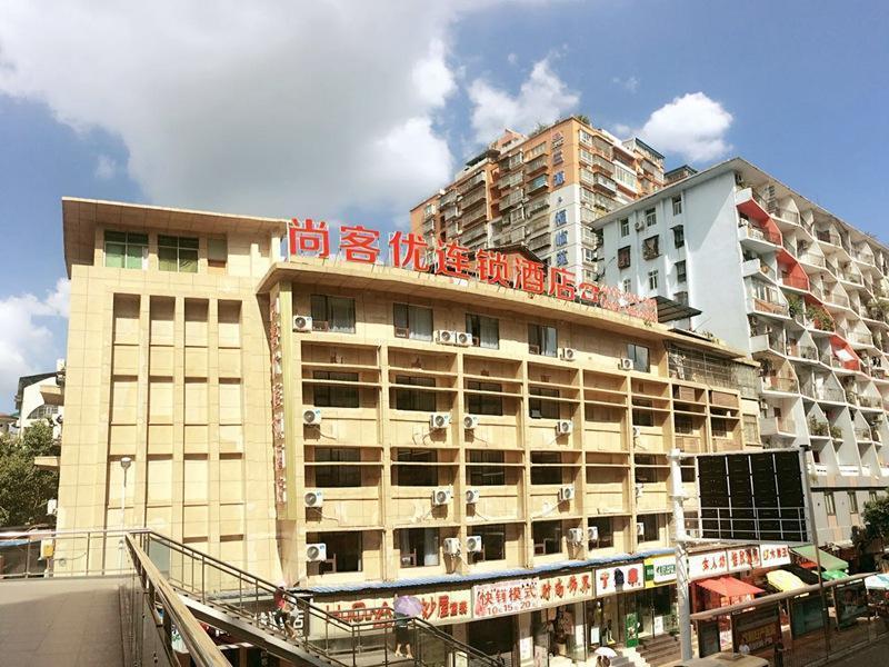 Thank Inn Hotel Sichuan Dazhou Tongchuan District Tongchuan Middle Road