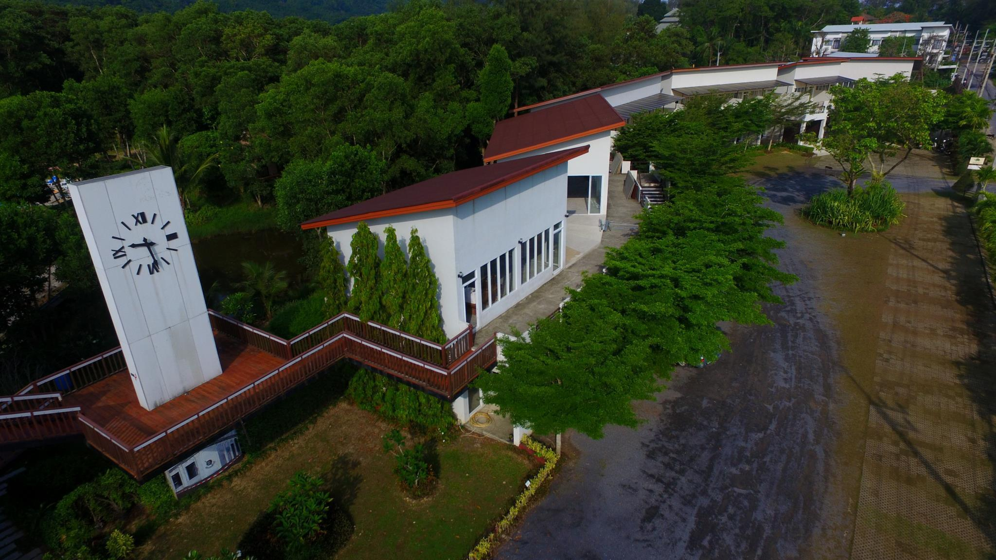 The Touch Green, Naiyang เดอะ ทัช กรีน ในยาง