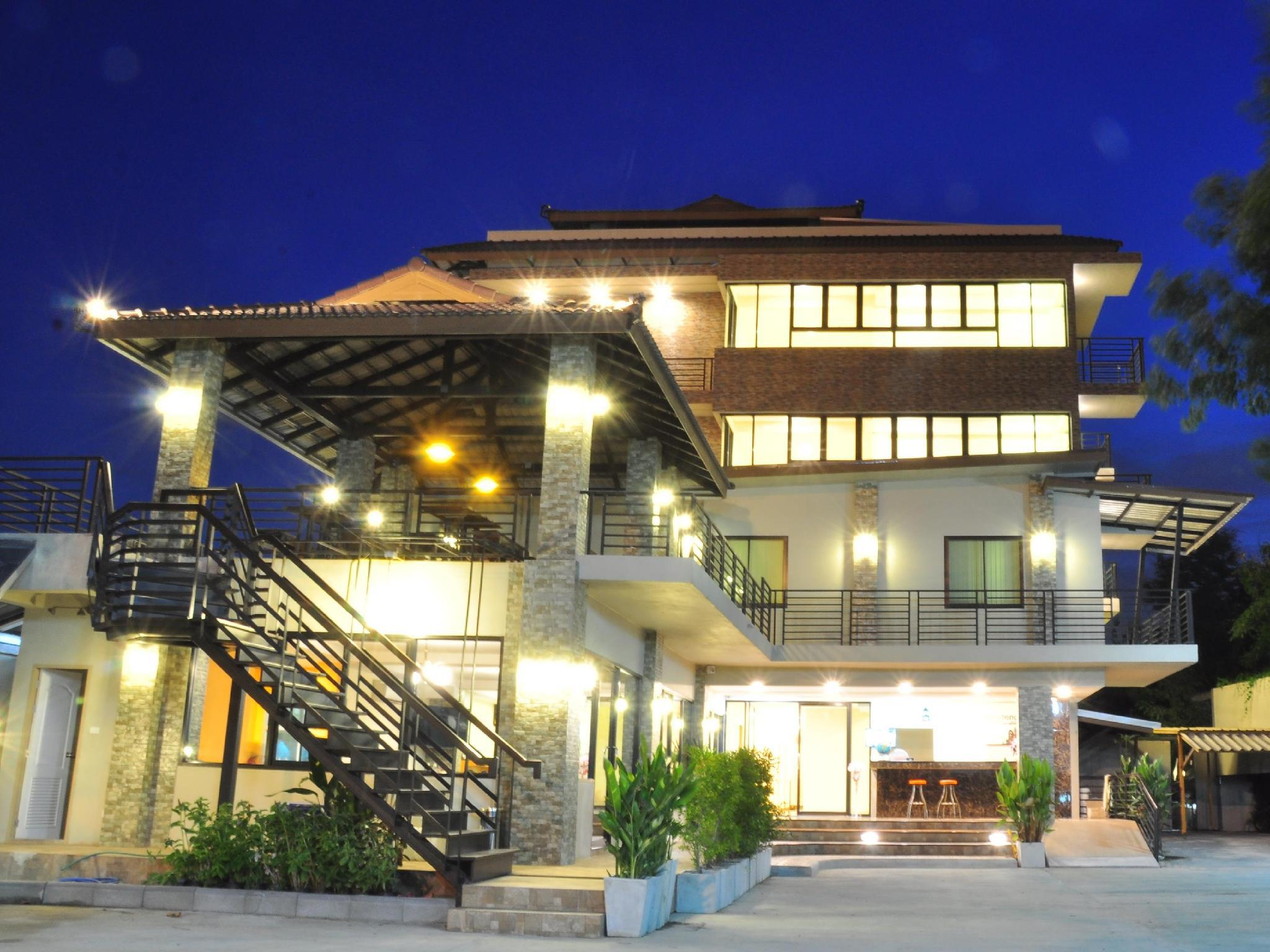 The Bloom Residence at Suvarnabhumi เดอะ บลูม เรสซิเดนซ์ แอท สุวรรณภูมิ