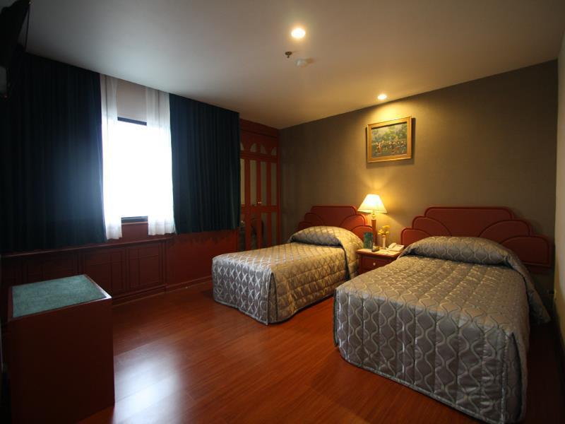 Baiyoke Suite Hotel โรงแรมใบหยกสวีท